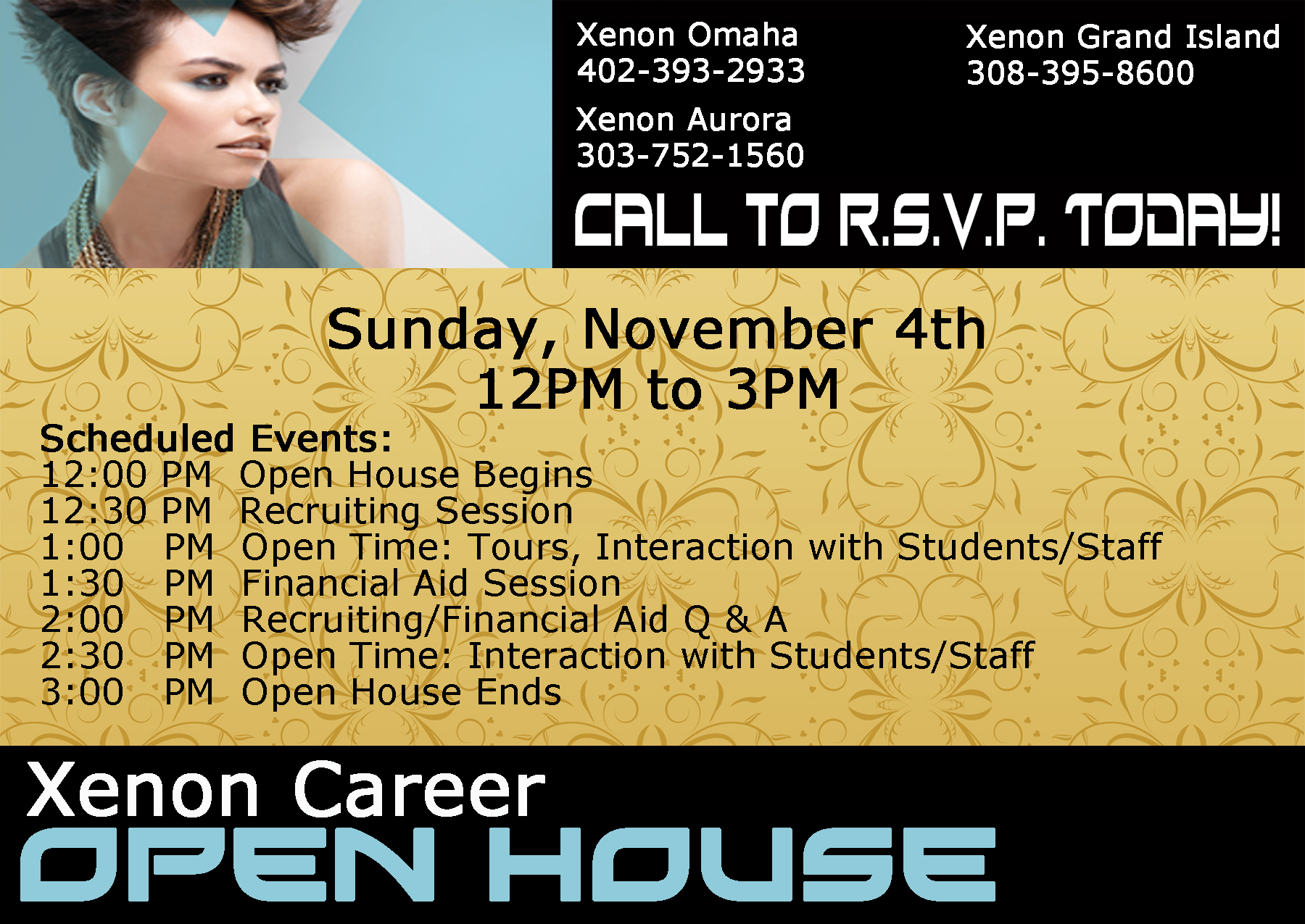 Open house at Xenon Academy
