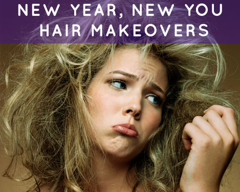 New year, new you Hair Makeovers