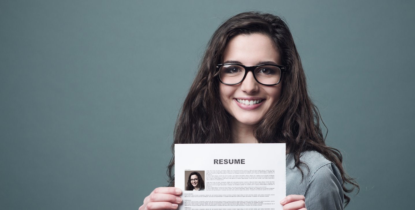 Building your cosmetology resume