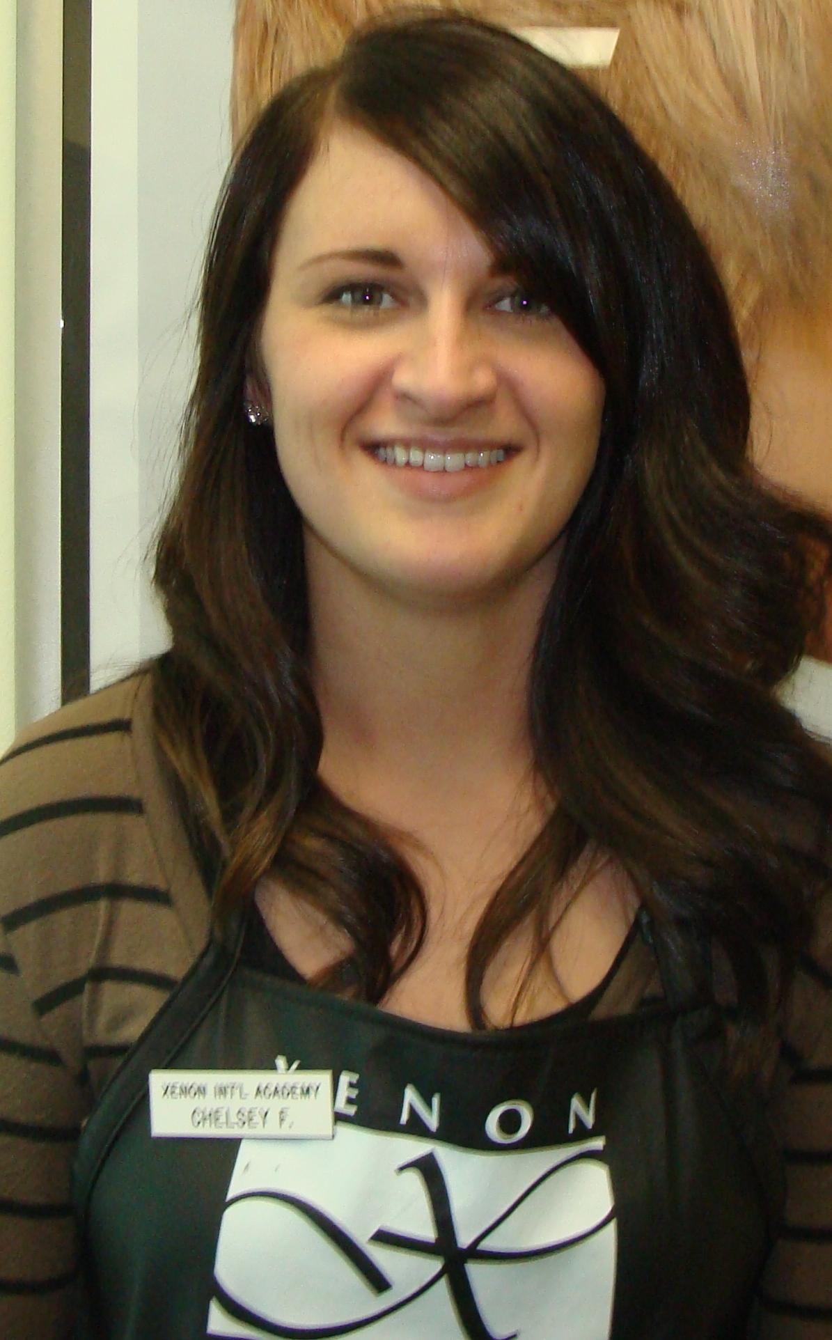 Woman at Xenon Academy