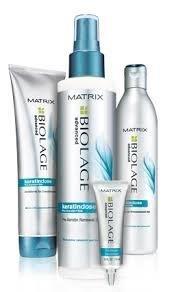 Biolace product by matrix