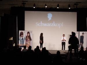 Schwarzkopf runway show