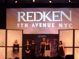 Redken runway show