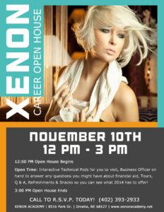 Xenon Academy Open House