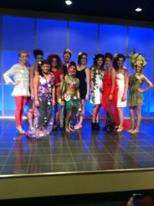 Fashion Show at Xenon Academy