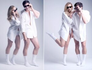 Risky Business Halloween Costume