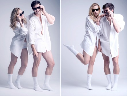Image result for risky business costume