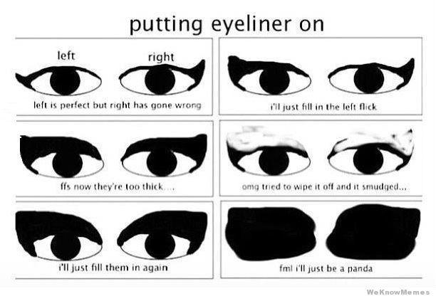 Eyeliner Graphic
