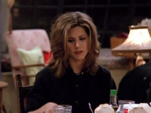 jennifer anniston in friends