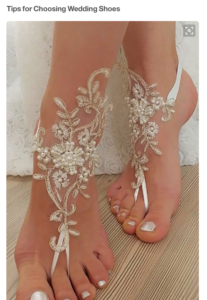 wedding slips