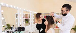 Salon Job Interview