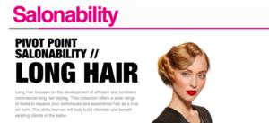 pivot point salonability // Long Hair