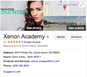 xenon academy reviews