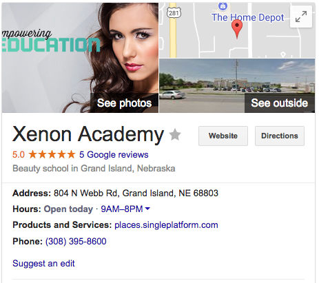 xenon academy reviews