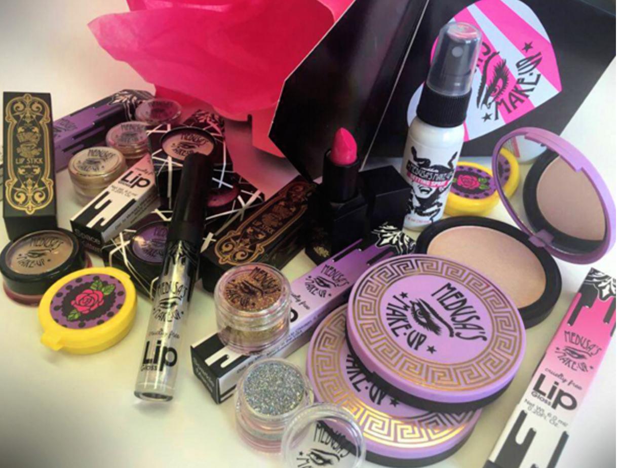 medusa's makeup box