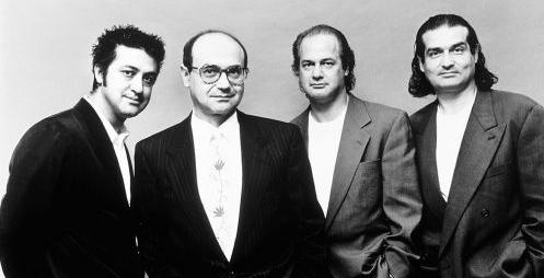 Anthony, Toni, Guy, and Bruno